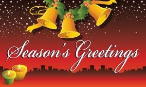 Seasons Greetings from Paul Greening & Associates